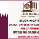 Qatar University Scholarships 2020/2021