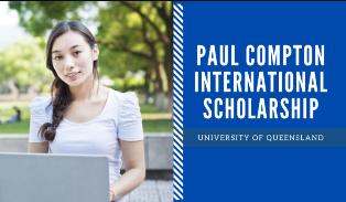 UQ Paul Compton Scholarship