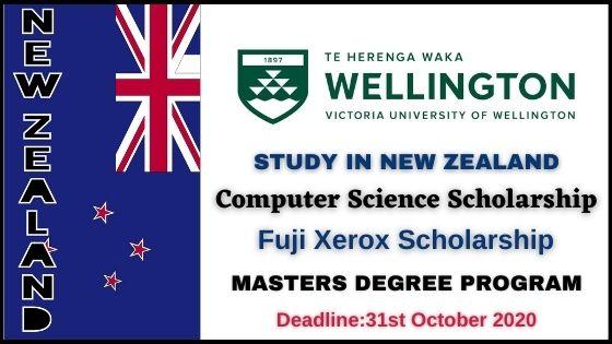 Computer Science Scholarship 2021
