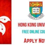 Hong Kong Online Courses 2020