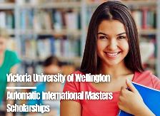 Victoria University of Wellington Scholarship