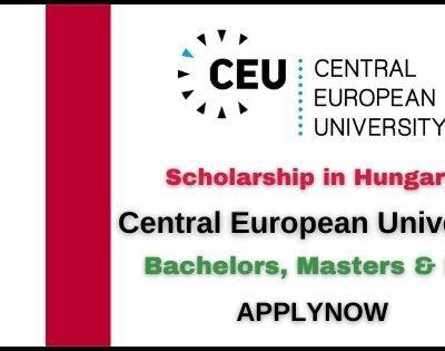 Scholarships in Hungary 2021