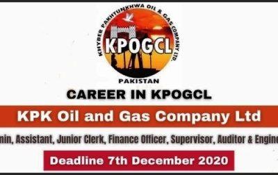 KPOGCL Jobs 2020