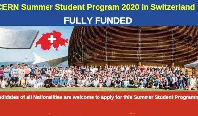 CERN Student program 2021