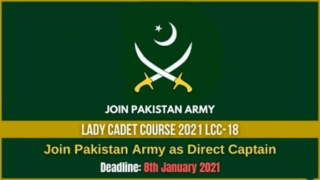 Lady Cadet Course 2021