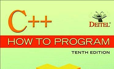 c++ book pdf