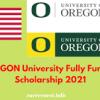 University of Oregon Scholarship