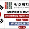 Global Internship Program 2021