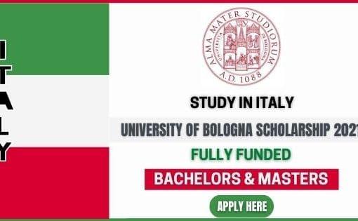 University of Bologna Scholarship 2021